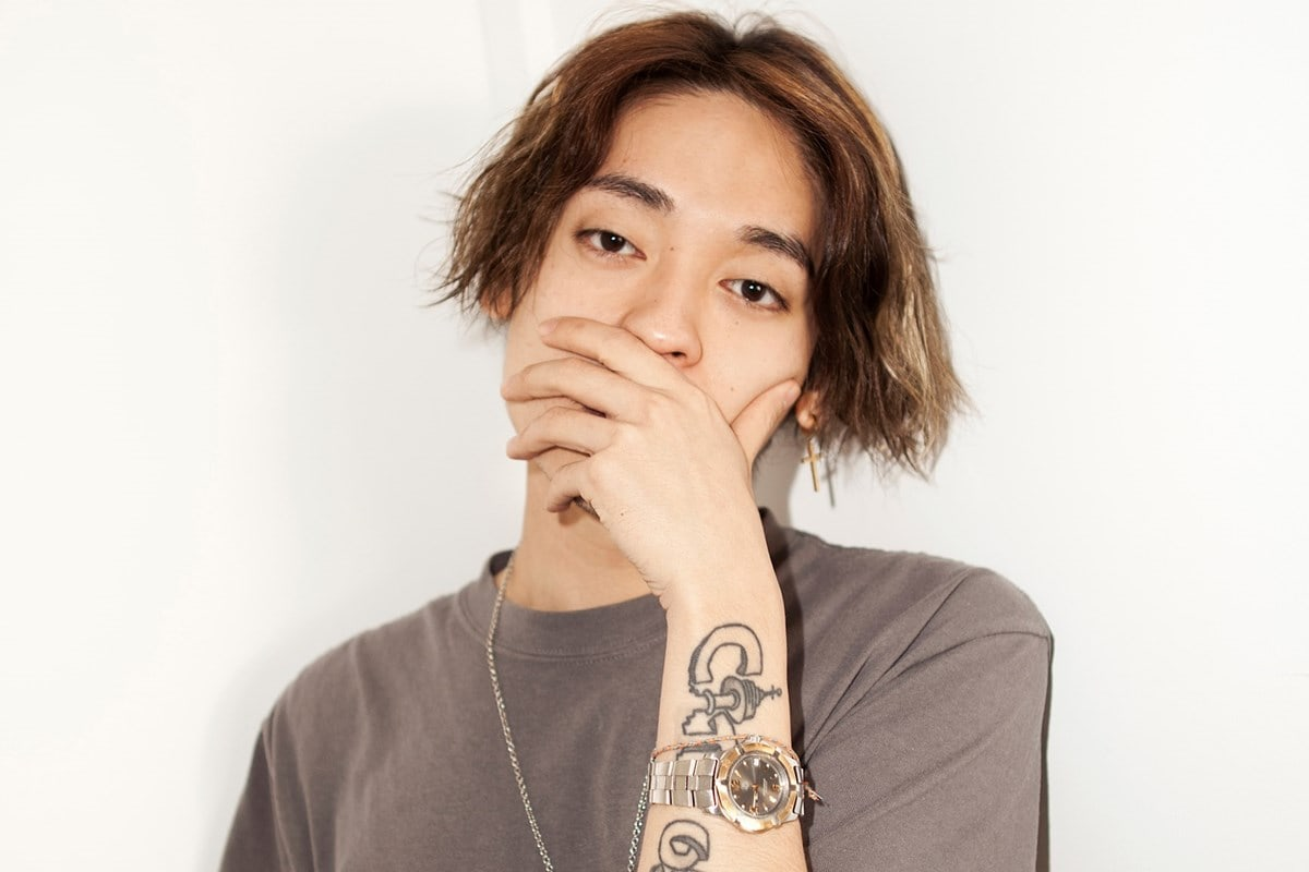 Okasian Signs Exclusive Contract With YGs The Black Label