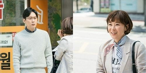 Park Byung Eun Leaves Choi Kang Hee Starstruck In Newly Revealed Mystery Queen Stills