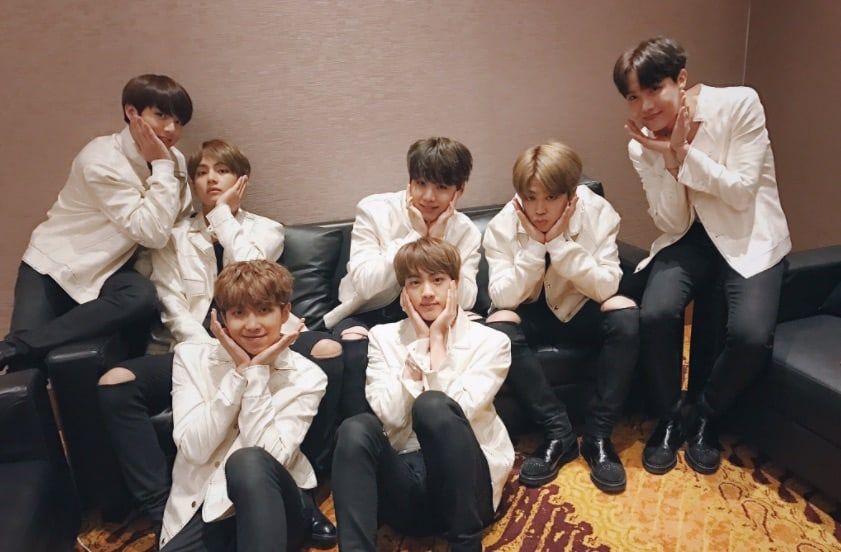BTS Debuts At No. 1 On Tumblr's K-Pop Fandometrics List