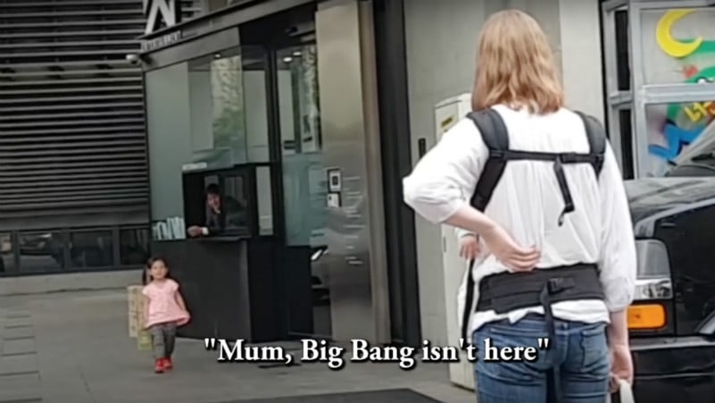 Watch: Adorable 4-Year-Old Girl Goes To YG Entertainment To Look For BIGBANG