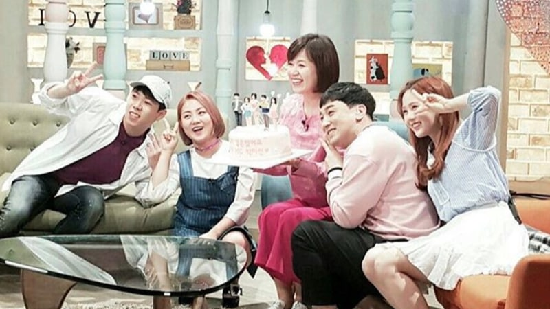 """We Got Married"" Holds Farewell Party For Its Final Studio Recording"