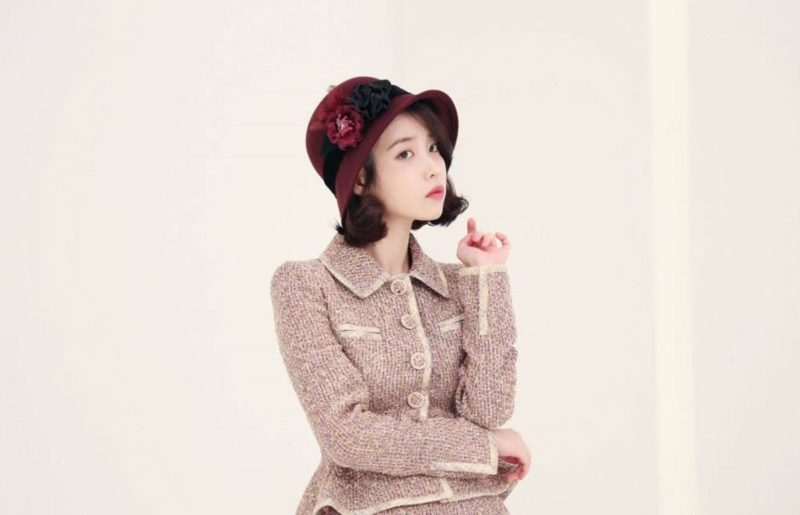 Watch: IU Blesses Excited Fanboys With Thoughtful Fan Service