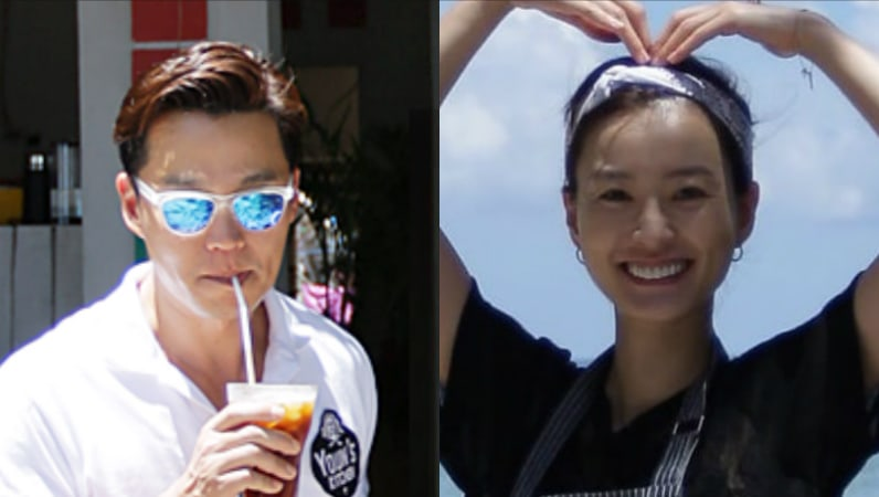 """Youn's Kitchen"" Writer Reveals Why There's No Love Line Between Lee Seo Jin And Jung Yoo Mi"