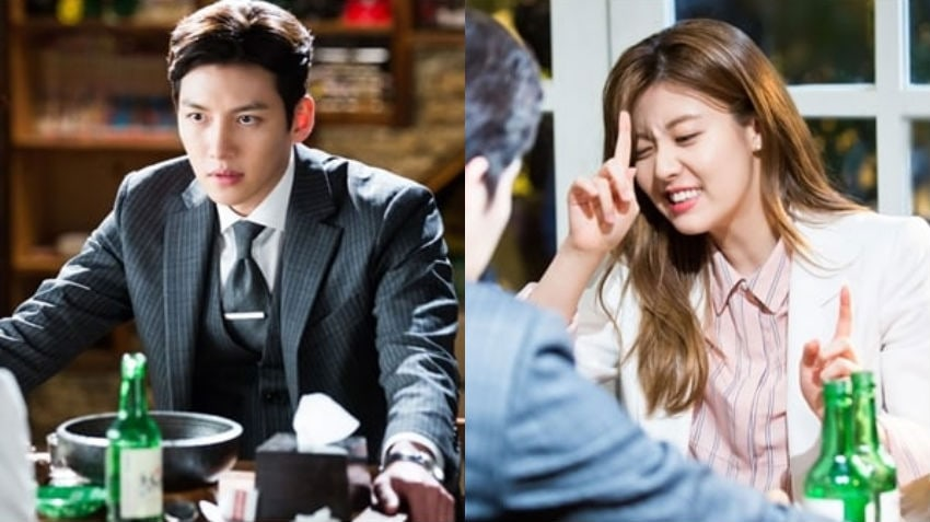 "Ji Chang Wook And Nam Ji Hyun Clash As Opposites In Upcoming Stills For ""Suspicious Partner"""