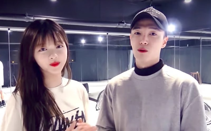 Watch: Oh My Girl's YooA Cutely Interacts With Her Brother Behind The Scenes Of Their Dance Video