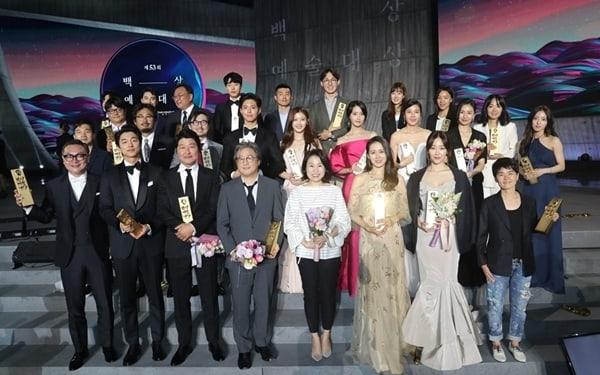 53rd Baeksang Arts Awards Release Final Voting Breakdown For Each Category