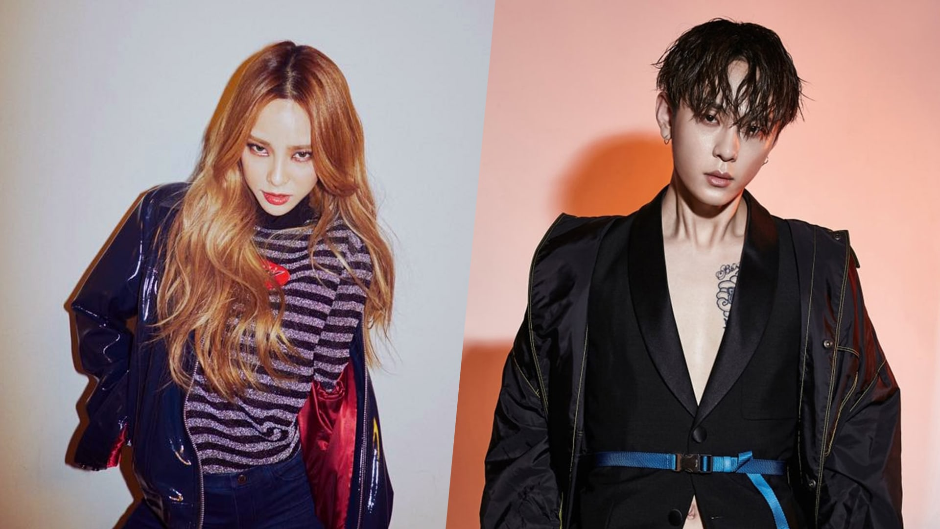 Highlight's Yong Junhyung And Heize Talk About How They First Met And Their Favorite Breakup Songs
