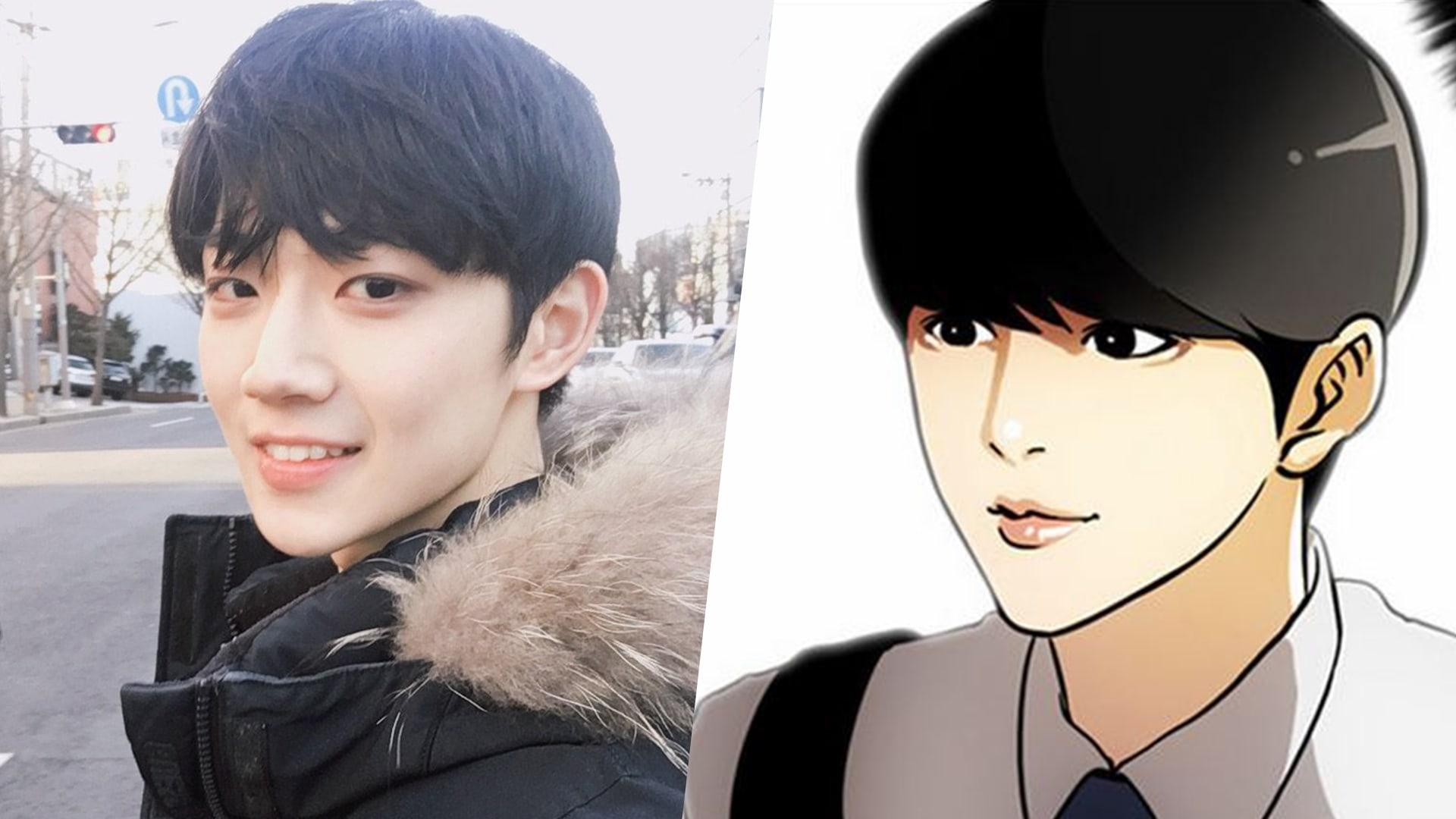 "Netizens Notice Striking Similarities Between ""Produce 101 Season 2"" Contestants And Webtoon Characters"