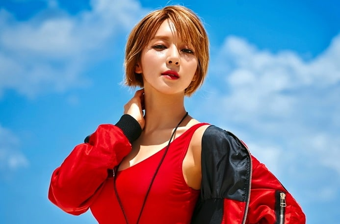 AOA's Choa Removes All Posts From Her Instagram