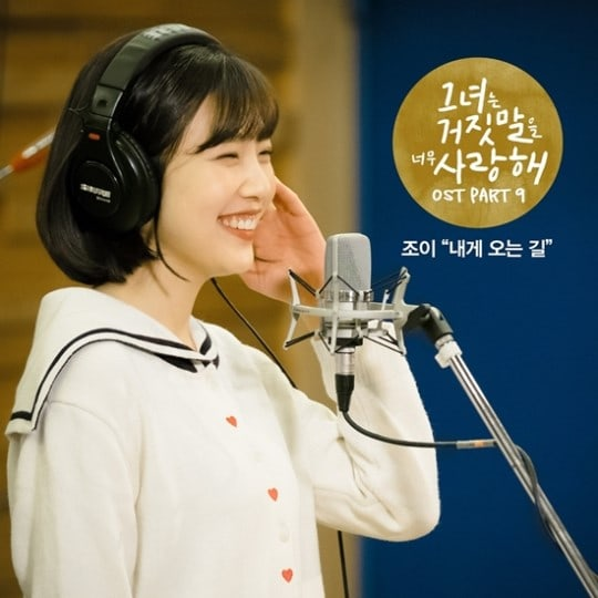 "Red Velvet's Joy To Release Last OST For ""The Liar And His Lover"" As A Gift To Viewers"