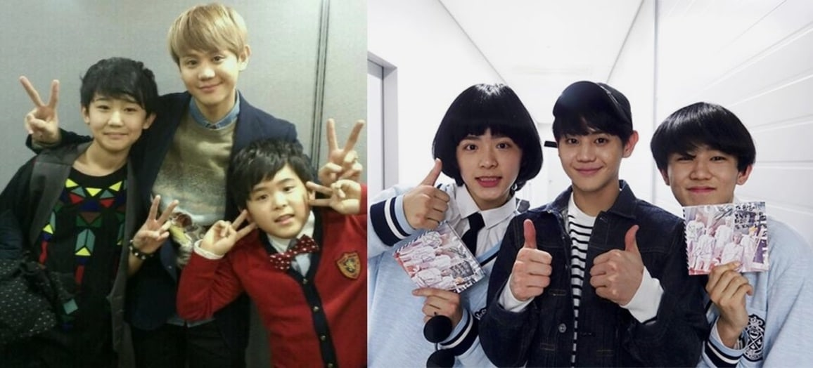 "Highlight's Yang Yoseob Reunites With ""The Voice Kids"" Contestants For The First Time In 5 Years"