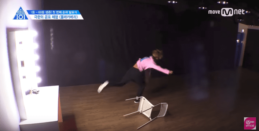 "Watch: ""Produce 101 Season 2"" Has Trainees Running For Their Lives In Latest Challenge"