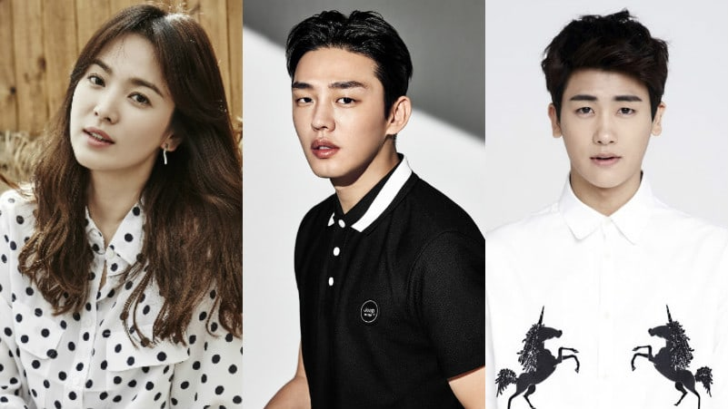 Song Hye Kyo, Park Hyung Sik, Yoo Ah In, SM Artists, And More Donate Their Personal Items For Flea Market