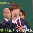 """Watch: BTOB's Yook Sungjae Does A Perfect And Hilarious Impression Of Min Kyung Hoon On """"Ask Us Anything"""""""