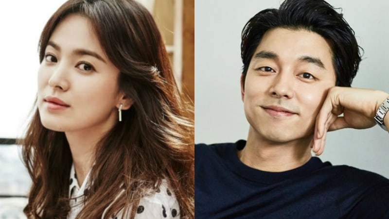Song Hye Kyo Reveals She'd Like To Work With Gong Yoo