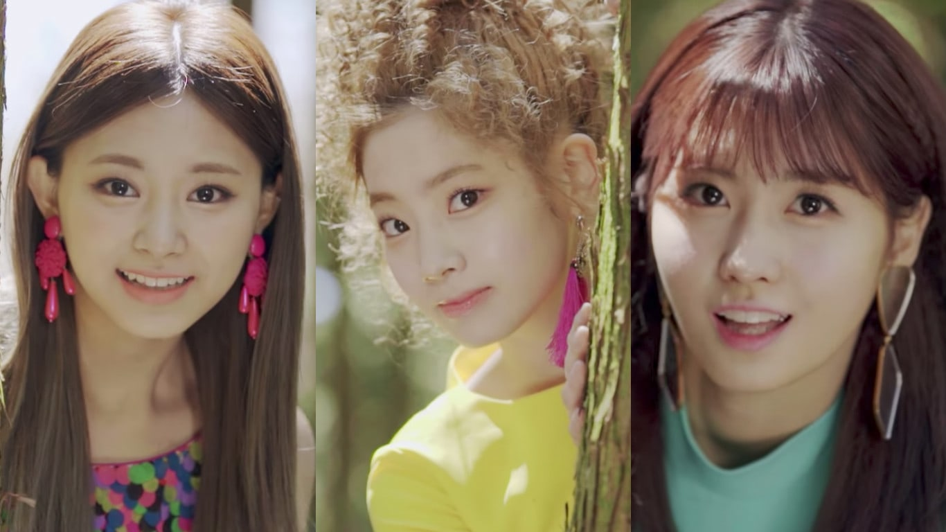 Watch: TWICE Takes Fans Into The Woods In Intriguing First Video Teaser For Signal