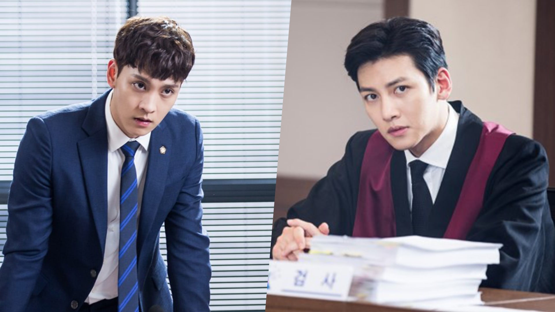 """Ji Chang Wook And Choi Tae Joon Face Off In Court In New """"Suspicious Partner"""" Stills"""