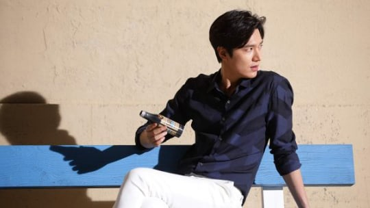 Lee Min Ho Completes Final Commercial Before Upcoming Military Enlistment