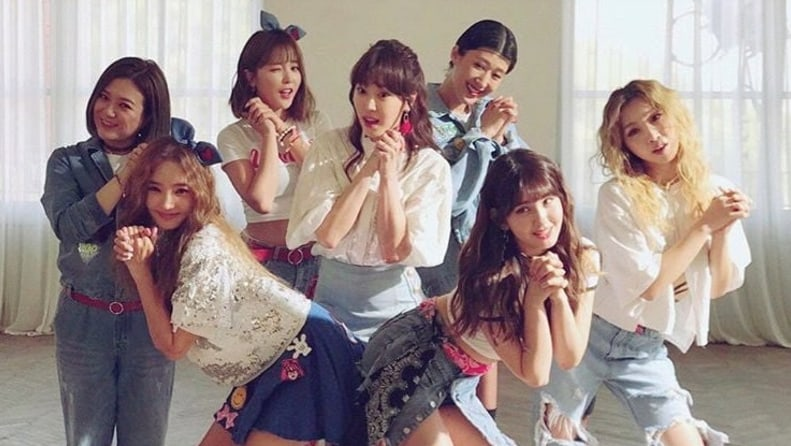 """""""Sister's Slam Dunk Season 2"""" Cast Makes Oddly Specific Promise To Fans If New Single Tops Charts"""