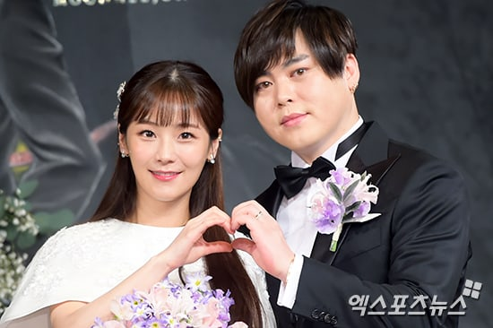 Crayon Pop's Soyul And Moon Hee Jun To Welcome Their First Child This Week