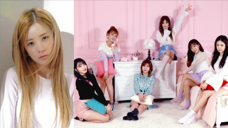 Apinks Chorong Explains Whether The Group Will Beat The 7-Year-Curse