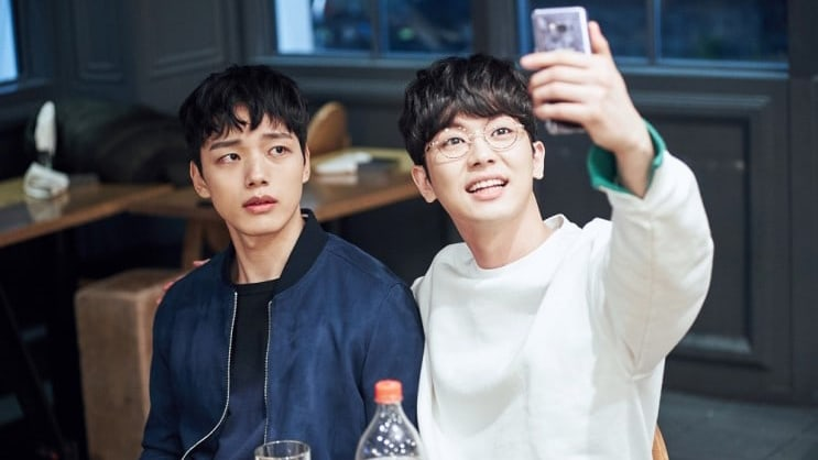 New Circle Stills Of An Woo Yeon And Yeo Jin Goo Will Have Viewers Seeing Double