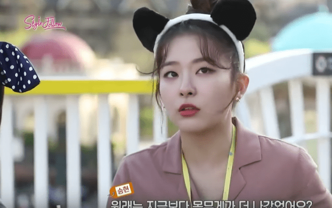 Red Velvets Seulgi Shares An Extreme Diet Experience That Made Her Sad