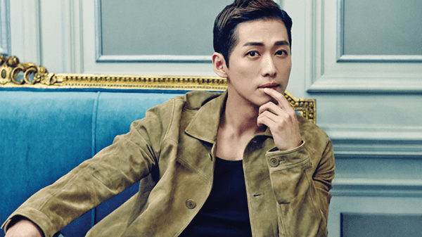 Namgoong Min Pranks His Fans By Sharing A Very Worrisome Selfie On Instagram