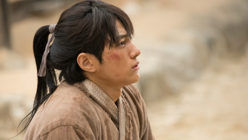 Infinites L Cries His Eyes Out In New Stills For Ruler: Master Of The Mask