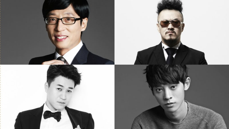 Gag Concert To Celebrate Their 900 Episode With Special Guests Yoo Jae Suk, Kim Jong Min, Jung Joon Young, And Defconn