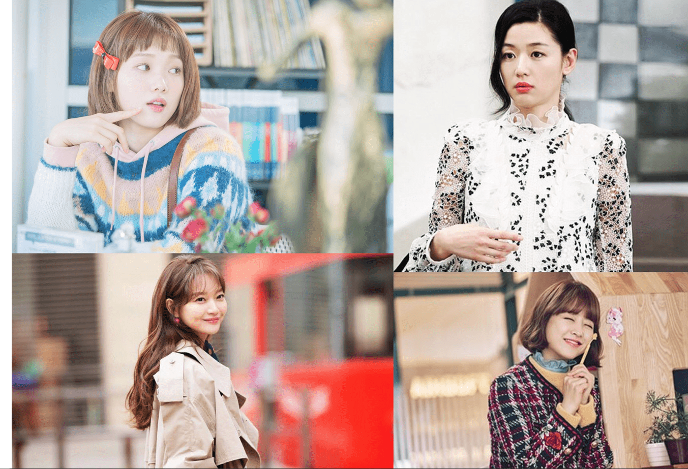 7 Actresses Whose K Drama Outfits Have Blessed Us With All The