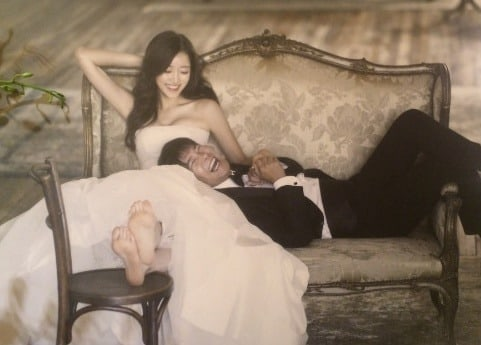 Im Chang Jung And Wife Welcome Their First Child Together