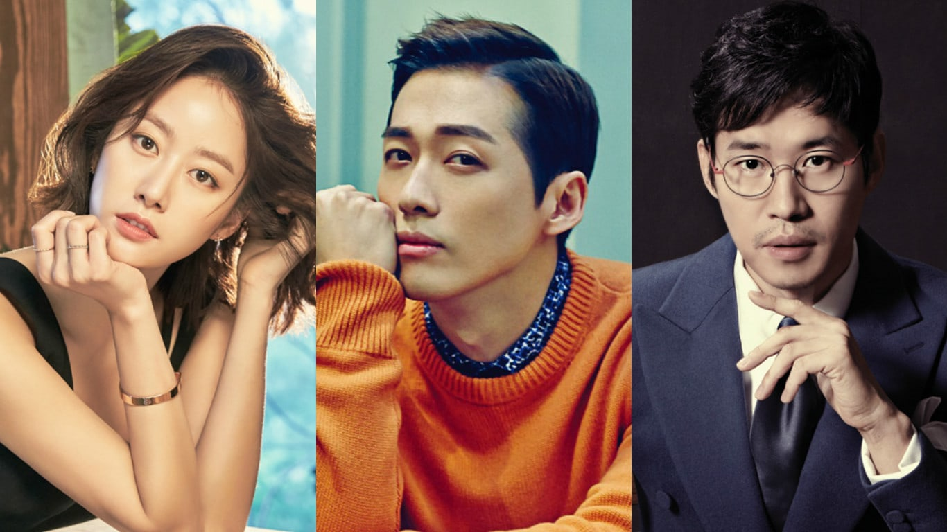 Jeon Hye Bin And Yoo Joon Sang Join Namgoong Min In New SBS Drama