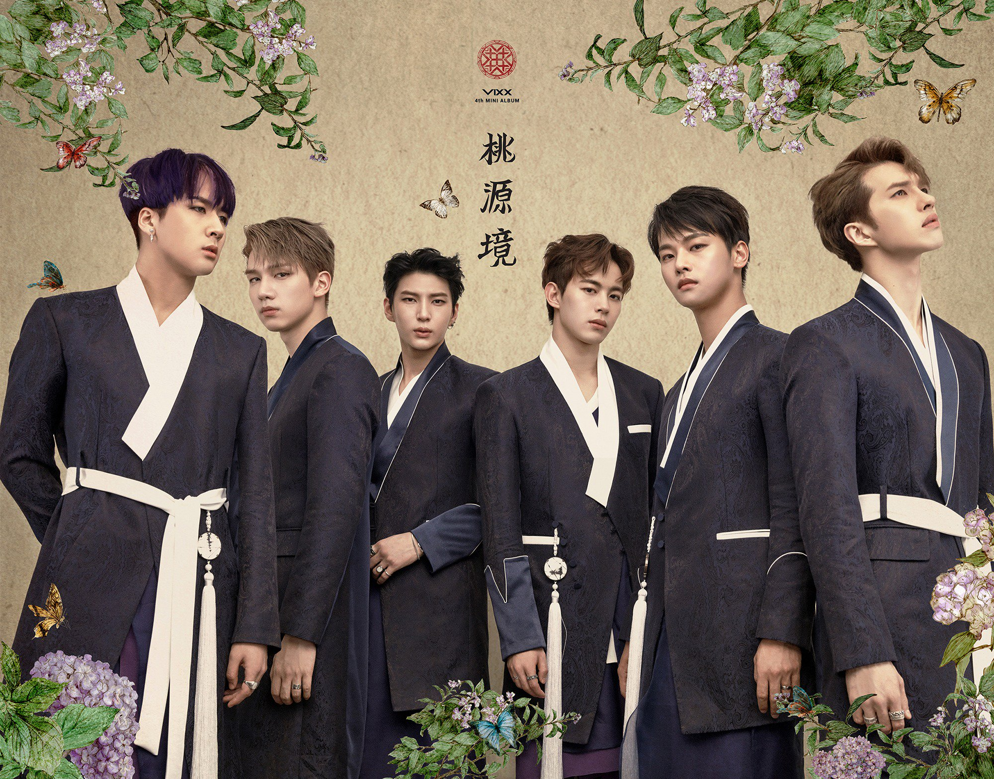 VIXX's List Of Epic Concepts Is Just Getting Longer And Longer