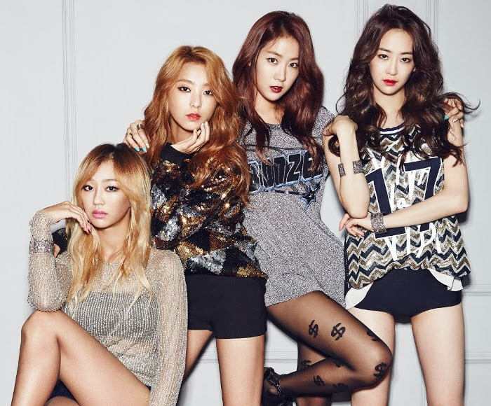 8 SISTAR Moments Well Never Forget