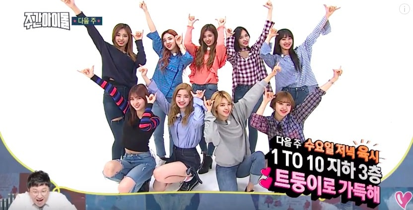 Watch: TWICE To Light Up Weekly Idol Studio With Laughter In Upcoming Episode