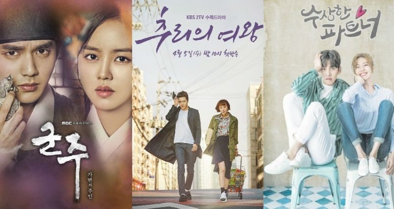 """Ruler: Master Of The Mask"" Continues To Lead In Ratings For Wednesday-Thursday Dramas"