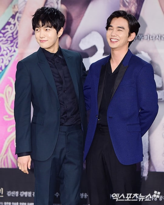INFINITEs L Reveals What Brings Him And Drama Co-Star Yoo Seung Ho Closer Together