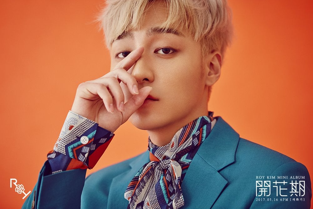 Watch: Roy Kim Gives Fans A Chance To Listen To Part Of Each Of His New Tracks With An Album Preview