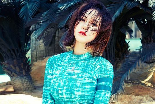 FIESTAR's Yezi To Make May Comeback As Solo Rapper
