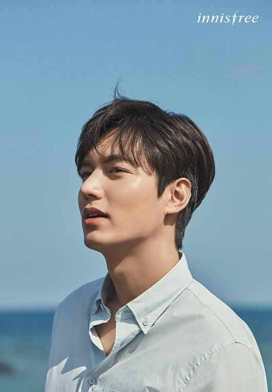 Lee Min Ho Enjoys Beautiful Photo Shoot At Jeju Island Before Mandatory Service