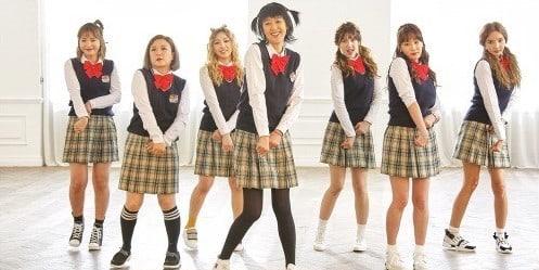 """""""Sister's Slam Dunk Season 2"""" Previews Stills Of Unnies' """"Right?"""" MV"""