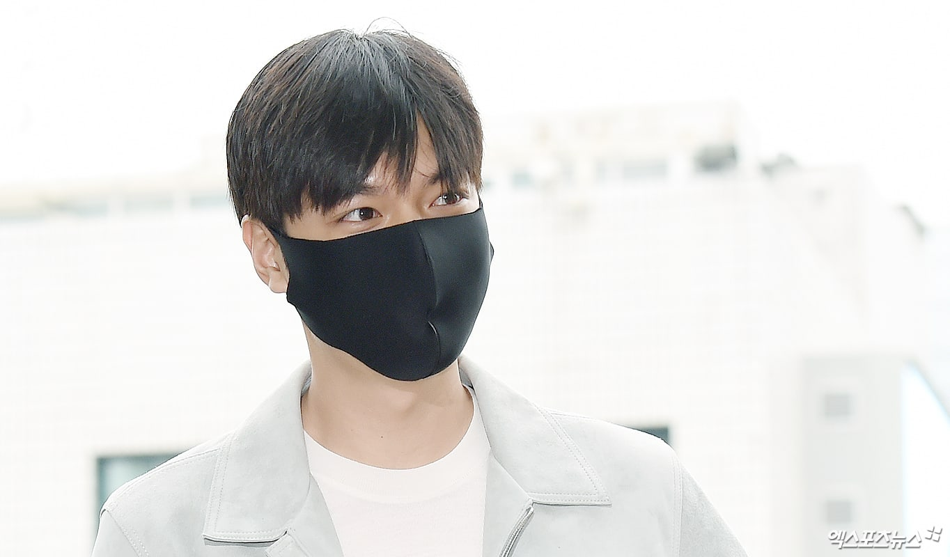 Lee Min Ho Officially Begins His Mandatory Military Service
