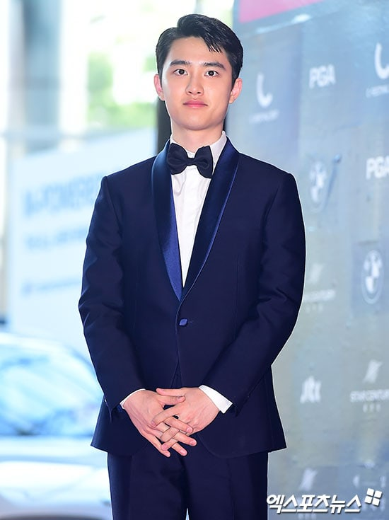 Famous Korean Director Explains Why EXO's D.O. Is Perfect For Lead Role Of His New Film