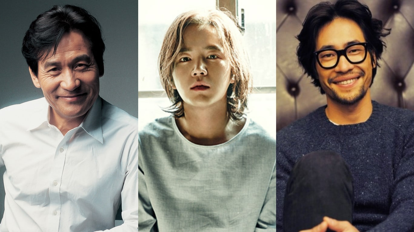 Jang Geun Suk In Talks To Join Ahn Sung Ki And Ryoo Seung Bum In New Movie