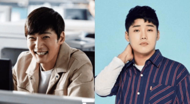 Choi Jin Hyuk Thanks Kwon Hyuk Soo For Surprise Coffee Truck On Tunnel Filming Set