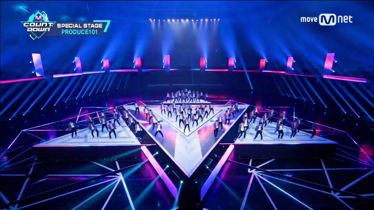 Produce 101 Season 2 Tops Content Power Index Rankings For 8 Consecutive Weeks
