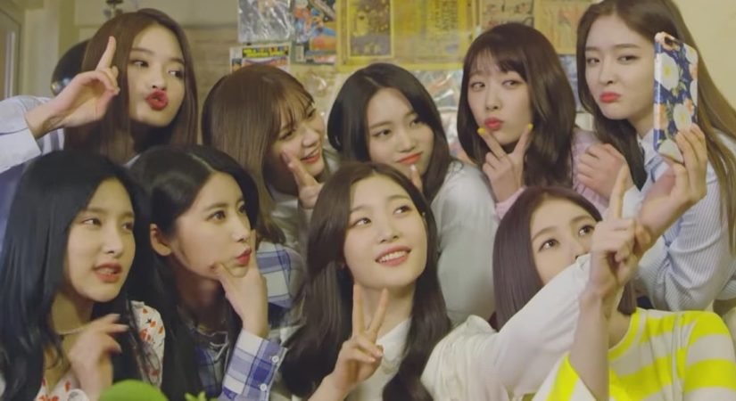 DIA Attracts An Insane Number Of Fans At Their Free Hug Event