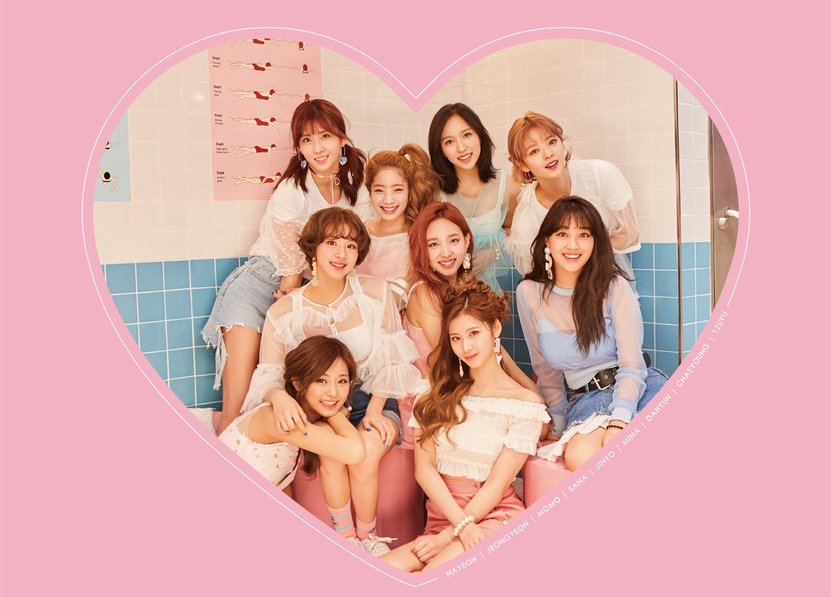 "Update: TWICE Releases New Lovely Group Teaser Photo For Their ""Signal"" Comeback"