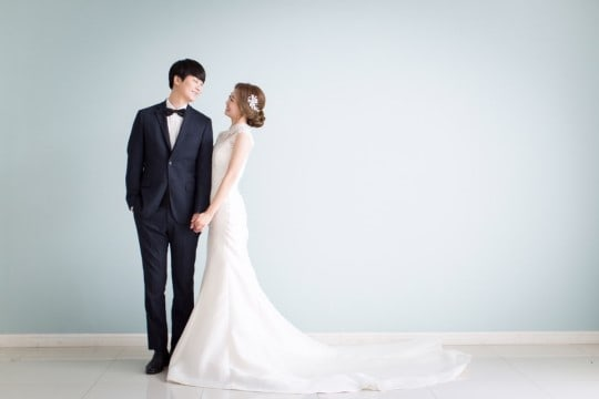 Buzz's Son Sung Hee Writes Fans A Thank You Message After Getting Married To Longtime Girlfriend